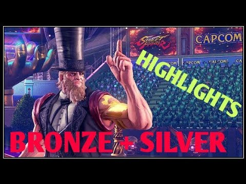 [SFV] G Grind to Diamond:  Bronze through Silver Highlights
