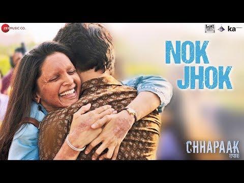 Nok Jhok Song - Chhapaak | Deepika Padukone | Vikrant Massey | Siddharth | Gulzar