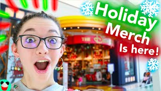 Christmas Merchandise At The Disney Store! Special Merch, Sales, And Frozen 2 Items! Toy Hunt