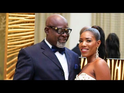 KOFI ADJORLOLO  Dumps His Young Actress Girlfriend VICTORIA LEBENE