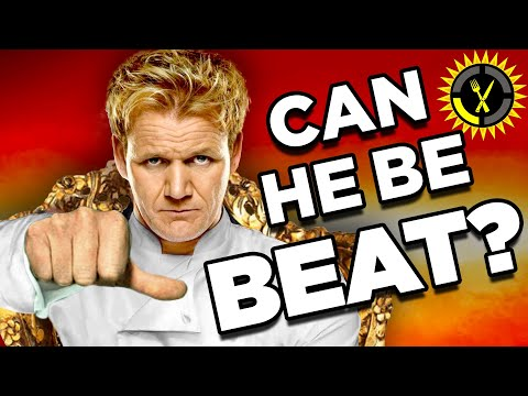 Food Theory: Will Masterchef Gordon Ramsay FAIL? - The Food Theorists