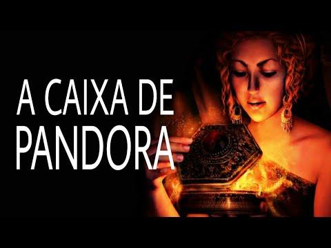 ⚫A CAIXA DE PANDORA (MITOLOGIA GREGA) DOCUMENTÁRIO ESTUDO SOBRE DEUSES DA GRÉCIA