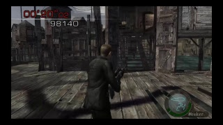 All Charakter & All Levels  The Mercenaries  : Resident Evil 4