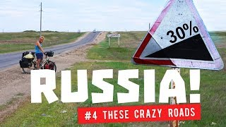 Bicycletouring in Russia - Episode 4