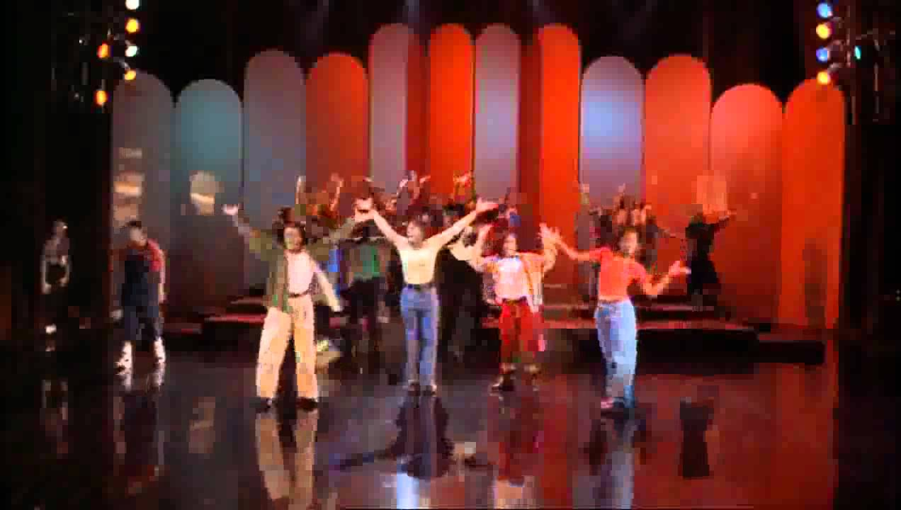 Sister Act 2 Finale Joyful Joyful With Lyrics - YouTube