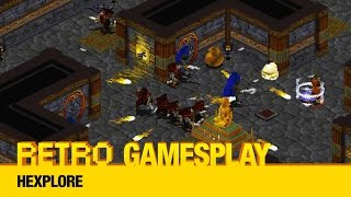 Retro GamesPlay: Hexplore