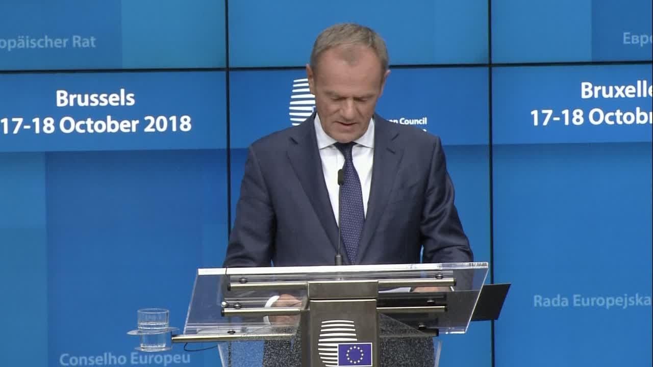 فرانس 24:Tusk: EU leaders ready to consider extending transition period
