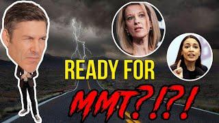 MMT: Stephanie Kelton Interview REACTION! (Shocking Insights Revealed)