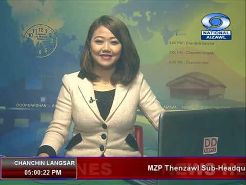 DD News Aizawl, 17 February 2020 @ 5PM