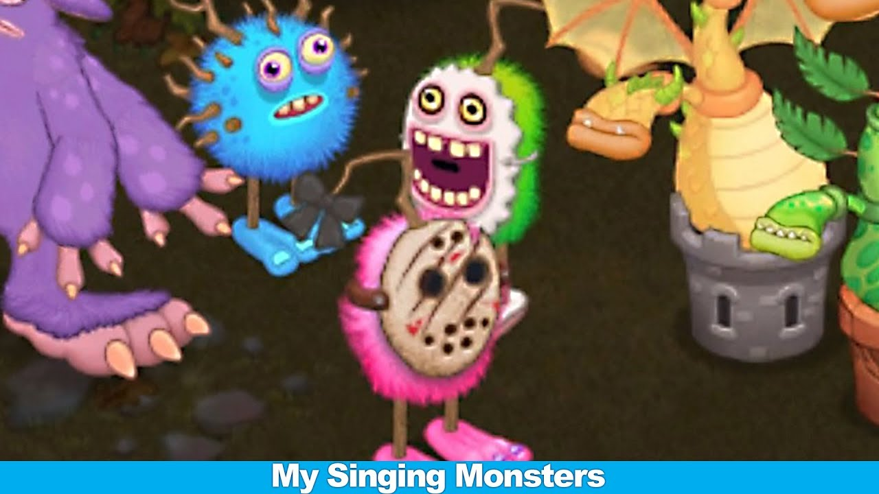 Halloween 2018 New Monster Costumes My Singing Monsters Youtube