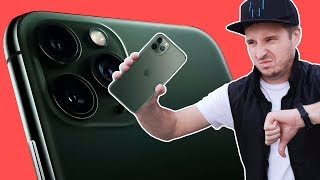 iPhone 11 - Всё очень ПЛОХО!