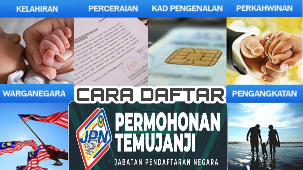 Download CARA DAFTAR ONLINE TEMUJANJI DI JPN