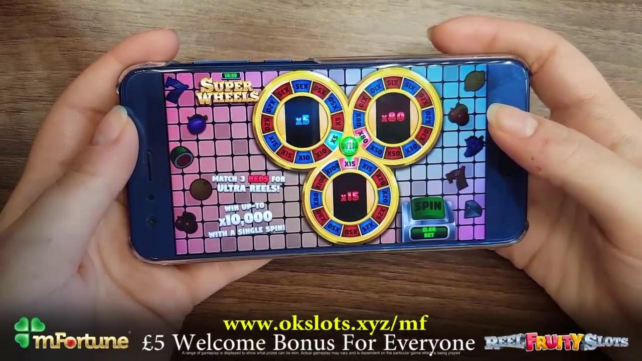Online Casino Slots Uk