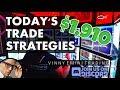 🎓 Today's Algorithmic Strategies --► Trading for 1.9k