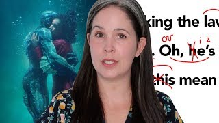 Learn English with Movies – The Shape of Water | Improve Your English Conversation Skills!