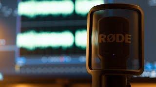 КРАСИВАЯ Обработка ГОЛОСА в Adobe Audition + мои микрофоны