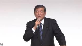 北の大地の地方創生!基調講演「地方創生、2年目の真価~北海道への提言と課題」