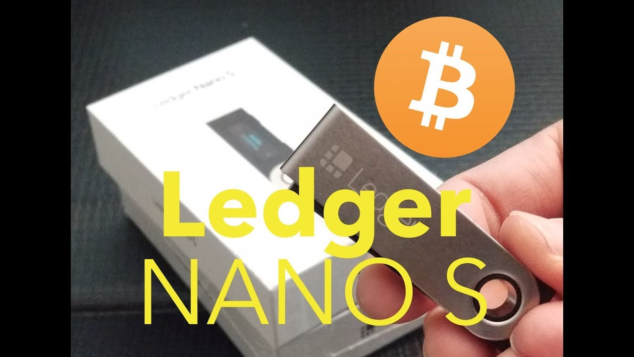 Unbox Set Up How To Ledger Nano S Bitcoin Ethereum LiteCoin Crypto Hard Wallet Review