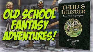 Thud & Blunder | The Ministry Of Gentlemanly Warfare | Flipthrough