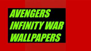 the AVENGERS WALLPAPER COLLECTION Large