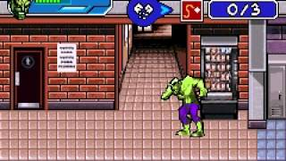 Spider-Man  - Battle for New York GBA Part 2: Burning candles