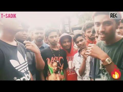 RAP CYPHER 3 - mc stan, emiway, divine, raftaar, mc altaf, 7 bantaiz, dharavi united