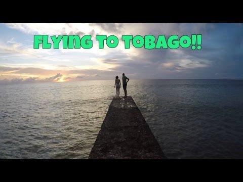 Travelling to Tobago - VLOG 4!!!