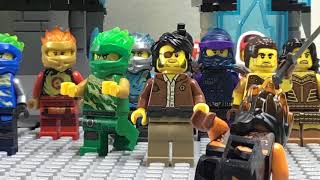 Ninjago The Flames Die Out Part 2 YouTube Videos