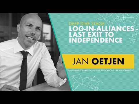 Jan Oetjen -  Management Board Consumer Applications, United Internet AG - Deep Dive Stage | OMR18