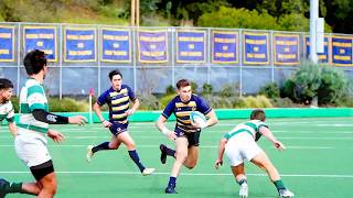 Cal Poly Rugby - Jacob Rossner