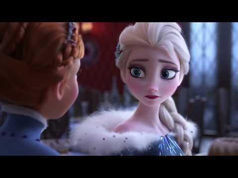 Холодное сердце новый короткометражный мультфильм покажут в 2017 году