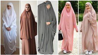 Hijab abaya styles by kushi maqbool
