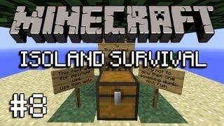 Minecraft: Isoland - Bölüm 8