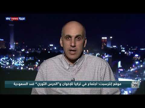أحمد بان: إيران وتركيا تحاولان لوراثة فروع تنظيم الإخوان حول العالم  - 02:59-2019 / 11 / 19