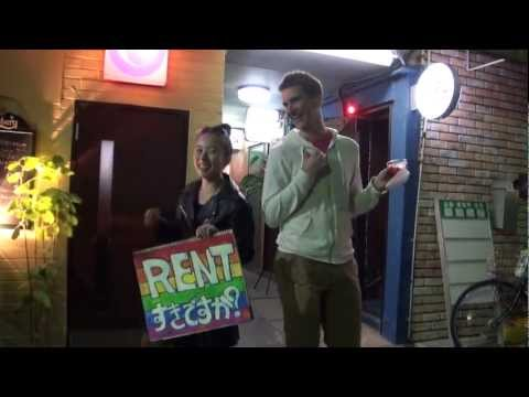 "4 NOV 2012 FREE PUSSY RIOT TOKYO: ""We Love RENT"" LGBT support video (OFFICIAL VIDEO)"