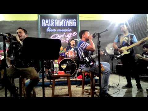 Steven Alexandre Cinta Baru ( junior band ) Bplus Band Feat.David Koeswoyo