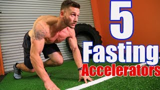 Intermittent Fasting | 5 Ways to Accelerate Your Fast | Fasting Tips -Thomas DeLauer
