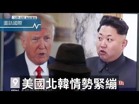 北韓槓美國,金正恩揚言彈射關島,川普該如何接招?