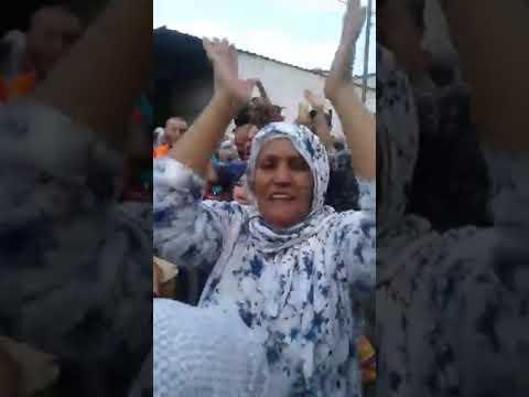 Live Casablanca marokko  28/09/2018 من قلب عين السبع الدار البيضاء  ساكنة ضحية التهجير القصري