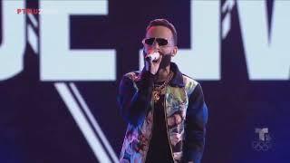 Premios Tu Música 2020 Urbano  (En Vivo/Live) Arcangel Ft De La Ghetto  - Fanatica - aparentemente