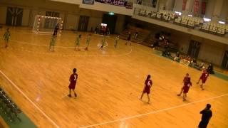 2014.11.8 第54回秋田県総合ハンドボール選手権大会? vsHC秋田w