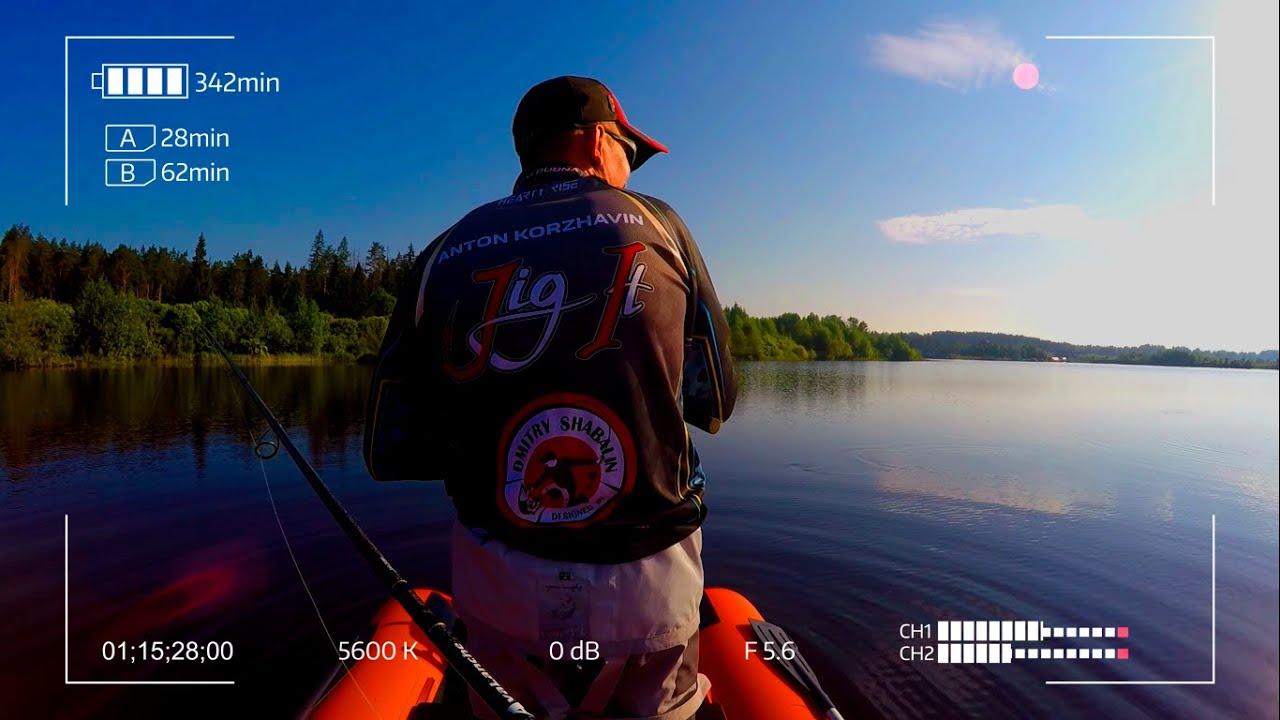Спиннинг на Волге. Коротко о нашей рыбалке 19 июня 2020