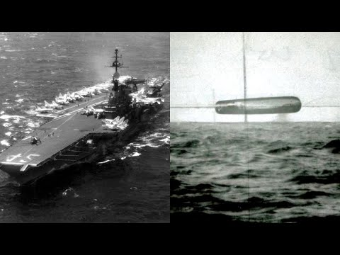 The Numerous Disc-Shaped UFOs Encountered by American Aircraft Carrier Crew (1952) - FindingUFO