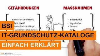 BSI IT-Grundschutz-Kataloge - Einfach erklärt! Mit Beispielen
