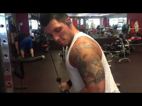 Arnolds blueprint to cutting leg day day 13 youtube 428 malvernweather Image collections