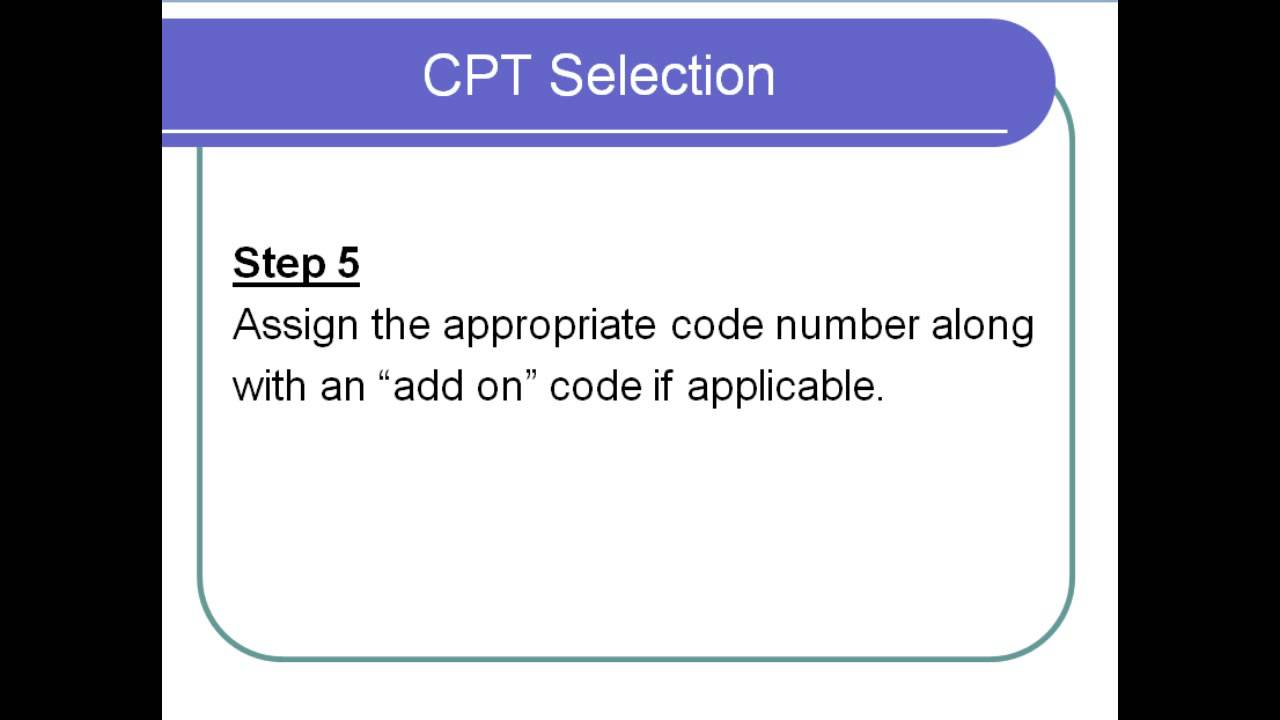2014 cpt manual array select the appropriate cpt code youtube rh youtube fandeluxe Gallery