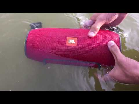 JBL Xtreme ( 'Waterproof' )