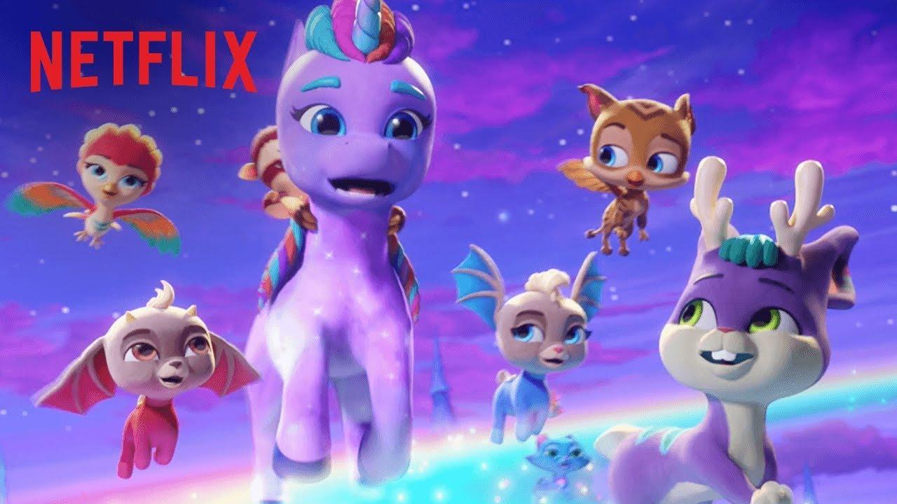 Super Monsters Monster Pets Trailer Netflix Jr Youtube