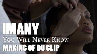 Tournage du clip d'Imany
