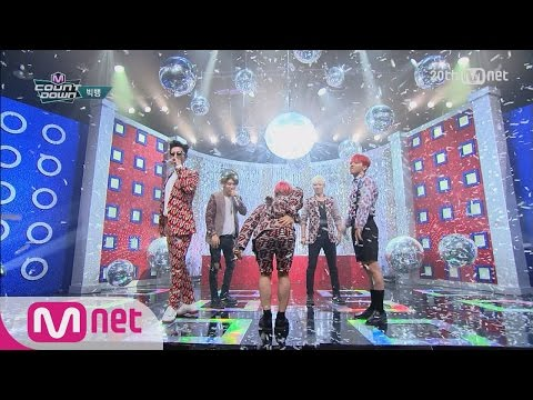 BIGBANG - 'We Like 2 Party' M COUNTDOWN 150611 Ep.428